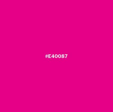 New Pink brand