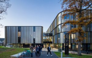A university building
