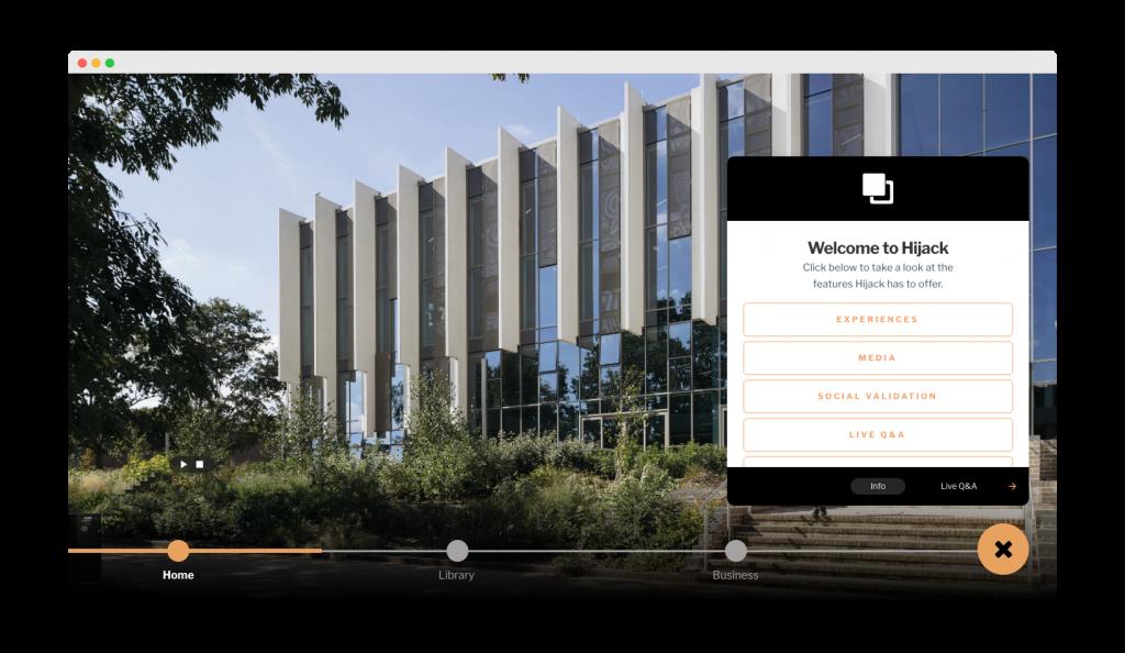 Hijack 1.0 Demo Screenshot